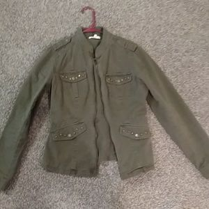 Maurices Army jacket